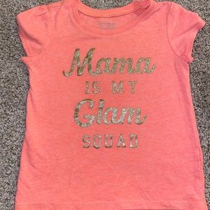 Mama is my Glam Squad Tee